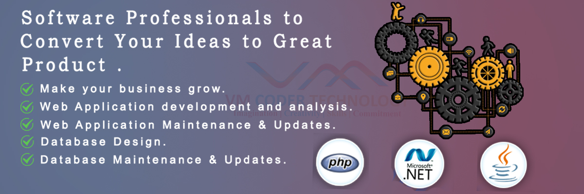 Software Development vmcoder