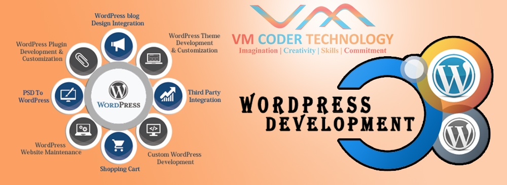 wordpress website development vmcoder