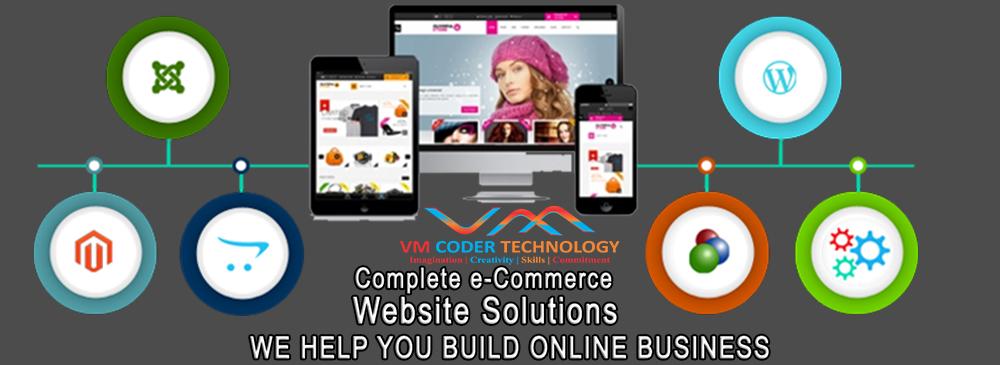 ecommerce development vmcoder technology