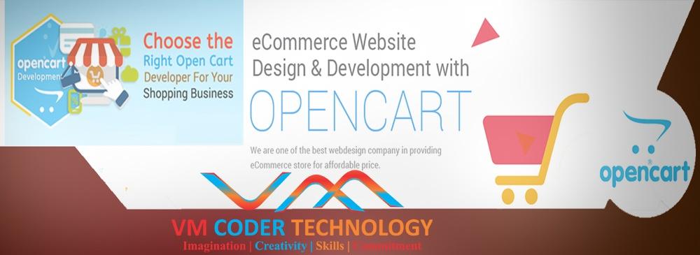 OpenCart Development vmcoder
